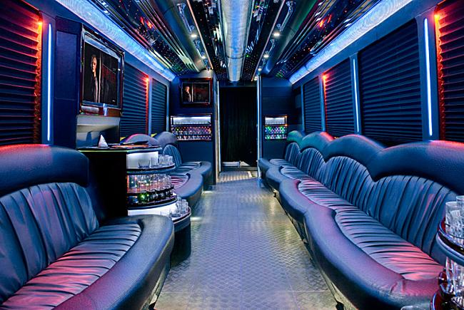Burlington Party Bus Limousine Service & Rentals